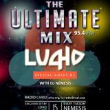 Nemesis - The Ultimate Mix Radio Show (047) 15/12/2015 (Guest Lu4o)