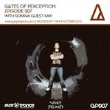Space Dreamer Pres. Gates Of Perception 007 with Somna Guest Mix