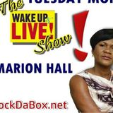 Sir Rockwell's Exclusive Interview With Marion Hall On RockDaBox.net 02.09.16