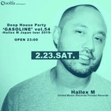 Hallex M @ Solfa Club, Tokyo (Feb 23rd)