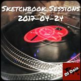 Sketchbook Sessions 2017-04-24