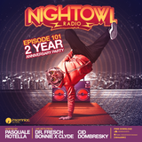 Night Owl Radio 101 ft. Dombresky, Bonnie X Clyde, Dr. Fresch and CID