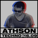 Techno 16.09 mixed by Athson