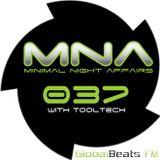 tooltech - dj set - MINIMAL NIGHT AFFAIRS 037 (jul16) - globalbeatsFM