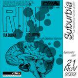 SUBURBIA CHART Edizione del 21 Novembre 2003 - RIN RADIO ITALIA NETWORK
