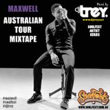 Maxwell - The Australian Tour Mixtape (2014) - Mixed By Dj Trey
