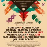 Cari Lekebusch @ Soenda Festival - Utrecht (17.05.2014)
