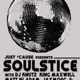 SOULSTICE -- 6/23/12 @ Ocean Grove -- Closing set