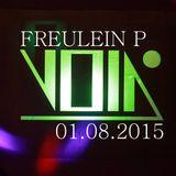Freulein P @ VOID Club Berlin 01.08.15