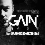 Gaincast 011 Recorded Live (with guest Vanity Crime) 12.09.2018