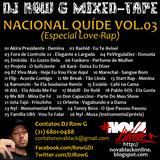 DJ ROW G MIXED-TAPE - Nacional Quíde Vol.03 (Especial Love-Rap)