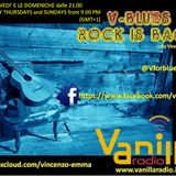 27a1 V-Blues. Rock is Back! - www.vanillaradio.it - 20/09/2015 with Steve Hackett