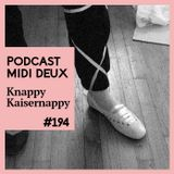 Podcast #194 - Knappy Kaisernappy
