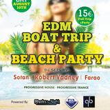 SoTaN - Dj Set @ Perfecto Records Boat Trip Party 10-08-2013