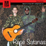 "REGE SATANAS 356 ""Teddy 15 Songs Young"" @ Red Light Radio 03-13-2019"