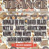 David Biller We Love Trance CE 016 @ Fort Colomb 22.08.2015