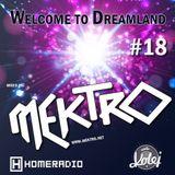 mektro - Welcome to Dreamland 18
