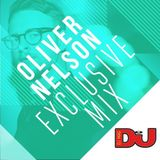 EXCLUSIVE MIX: Oliver Nelson (PHD Halloween #4)
