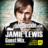 JAMIE LEWIS is on DEEPINSIDE #03
