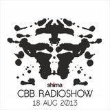 shima - Live @ CBB RadioShow (18.08.2013)