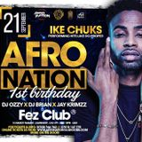 AfroNation 1st Birthday AfroBeats mix by @RodRantz