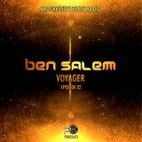 Ben Salem - Voyager EP22 9.10.16 Progressive Beats Radio