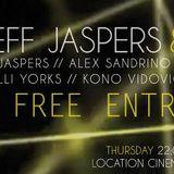 Steff Jaspers & Friends @ Amsterdam Dance Event 2013 (Live Registration) PT2