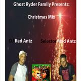 Ghost Ryder Christmas Mix Done By Selector Mad Ants & Dj Red Ants