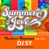 DJ Sy | Hardcore Basement | Rejuvenation | Summer of Love | Set 5 | 00.10 - 02.00 | 28.06.14