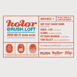 Live at Kolor Rush.Loft 11-05-2012