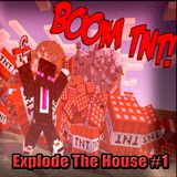 TNT - Explode the house #1