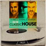 2015.03.20. Dj Szecsei & Dj Free Live at LIGET CLASSIC HOUSE - Friday