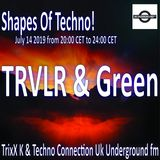 TRVLR & Green, Shapes
