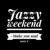 Arik K - Jazzy Weekend, note 1