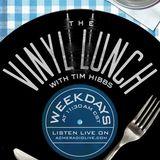 Tim Hibbs - Rudy Parris: 350 The Vinyl Lunch 2017/05/08