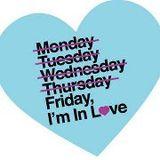 Friday I'm In Love 2012