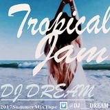 TROPICAL JAM -summer mix tape- DJ DREAM