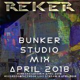 Reker Bunkerstudiomix April 2018