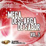 Mega Descarga de Sabor Vol 5 - Cumbia Mix Gold