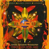 Nicky Blackmarket w/ Fatman D & IC3  - World Dance 'Phase 1' - Bagleys - 20.4.00