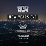 ROQ N BEATS NEW YEARS EVE  with JEREMIAH RED 12.31.17 - HOUR 1