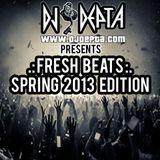 Fresh Beats (Spring 2013 Edition)