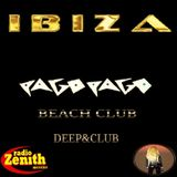 Lady Vera .Ibiza.Beach Club Pago Pago on Zenith Messina Radio