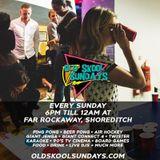 Old Skool Sundays Promo Mix (90's Noughties HipHop RnB) @DJPAPERCUTSUK