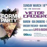 Ida Engberg - Waveform Pool Party, WMC 2012 (Miami, USA) - 18.03.2012