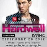 Hardwell - Live @ White Label Party, Mexico City, Mexico (28.12.2012)