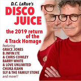 DISCO JUICE - The 2019 Return of the 4 Track Homage