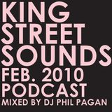 King Street Sounds Podcast Feb. 2010 mixed by DJ Phil Pagan