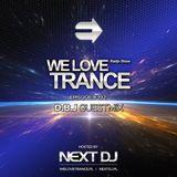 Next DJ pres We Love Trance 392 - D.B.J guestmix (23-04-18)