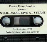KENNY KEN & LENNY DEE INTER-DANCE - 5th September 1992